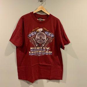 Vtg 95' Harley-Davidson Single Stitch T-Shirt